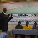 Over 20 participants attend AIDS prevention conference