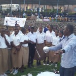 Olympic Week goes to Musanze