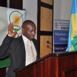 Ukwegura kw'Umunyamabanga Mukuru wa CNOSR
