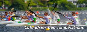 NOC Calendrier des competitions
