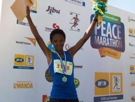 Salomé NYIRARUKUNDO (Athlétisme) Intègre l'équipe olympique !