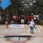 First Skateboarding festival in Rwanda by Skate Aid