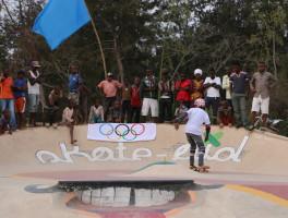 First Skateboarding festival in Rwanda by Skate Aid