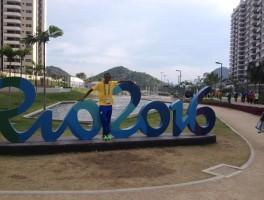 Rio 2016: Babiri bazahagararira u Rwanda ku munsi wa nyuma w'imikino Olempike 2016 bageze i Rio