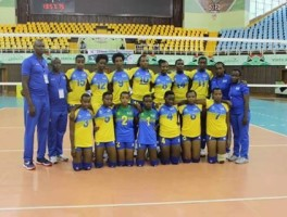 Rwanda National Volleyball Team U23 started out well