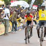 Tour du rwanda 2016: Ndayisenga Valens won stage 6