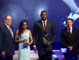 IAAF: BOLT AND AYANA CROWNED 2016 WORLD ATHLETES OF THE YEAR.