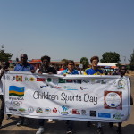 One of the biggest events of 2016: The Children Sports Day 2016.