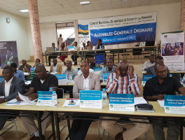 Ordinary General Assembly 2017 took place at Belvedere Hotel – Rubavu.