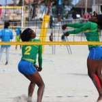 Rwanda women win gold: Qualify for Beach V-ball World Championships.