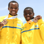 Rwanda Beach Vollyball duo ranked the third at Commonwealth Youth Games, Bahamas