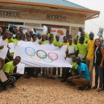 Over 100 refugees train in sports administration.