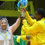 EGYPT Men Team and RWANDA Women Team take GOLD at the 2017 ParaVolley Africa Sitting Volleyball Championships!