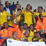 AS Kigali win record 9th women's league title.
