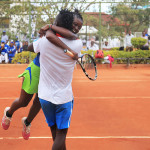 Kenyan siblings dominate Rwanda Tennis Open 2017.