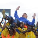 Rwanda qualify for CHAN 2018 finals.