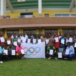 Over 60 trained in sports administration.