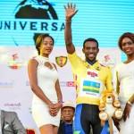 Areruya wins inaugural U-23 Tour de l'Espoir.