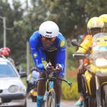Team Rwanda's Areruya wins two medals on Day 2.