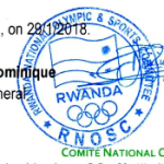 Tender Notice: The construction works of the Fence at Olympafrica Centre, Nyanza.